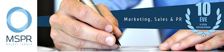 MSPR Üzleti Iskola - Marketing, Sales and Public Relations
